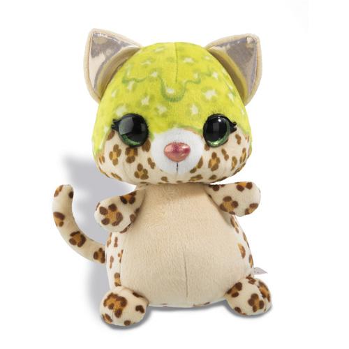 Plyšový leopard Nici Limlu, 22 cm