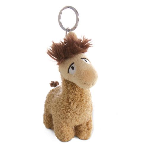 Přívěsek na klíče Nici Lama Luis Lama, 10 cm