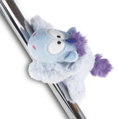 Plyšová magnetka Nici Jednorožec Snow Coldson, 12 cm