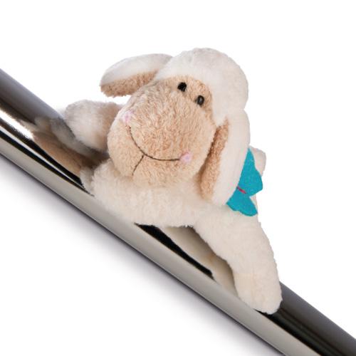 Plyšová magnetka Nici Ovečka Jolly Journey, 12 cm