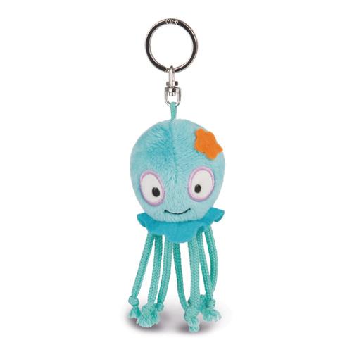 Přívěsek na klíče Nici Chobotnice Curly, 10 cm