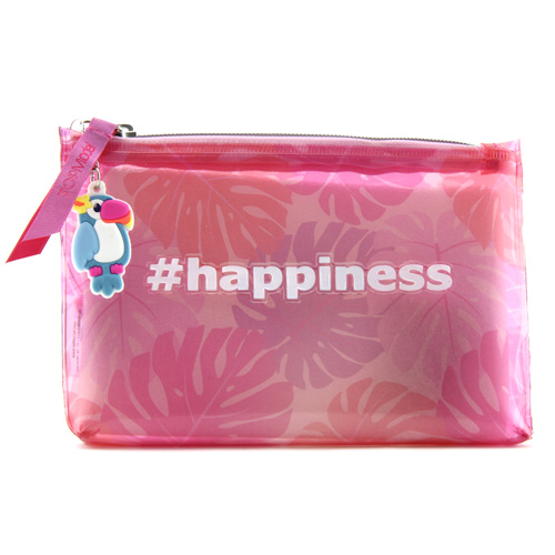 Kosmetická taška Top Model Tropical, růžová