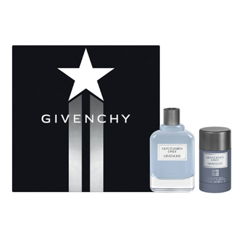 Givenchy Gentlemen Only - EDT 100 ml + tuhý deodorant 75 ml