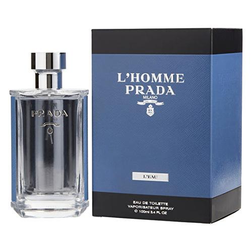 Prada L'Homme L'Eau M EDT 100ml Pánské parfémy