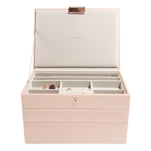 Stackers 73775 BLUSH PINK CLASSIC SET | OF 3 73760, 73761, 73763