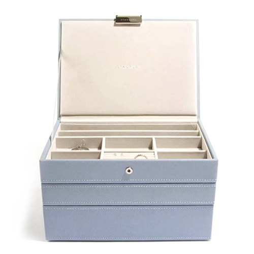 Stackers 73773 DUSKY BLUE CLASSIC SET | OF 3 73740, 73741, 73743