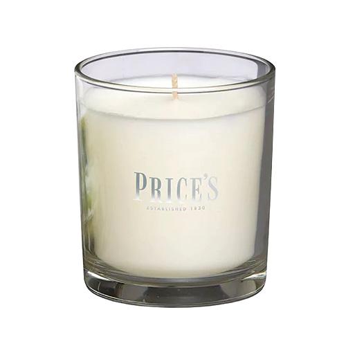 Price's Candles Svíčka ve skleněném válci Price´s Candles Bílé pižmo, 170 g