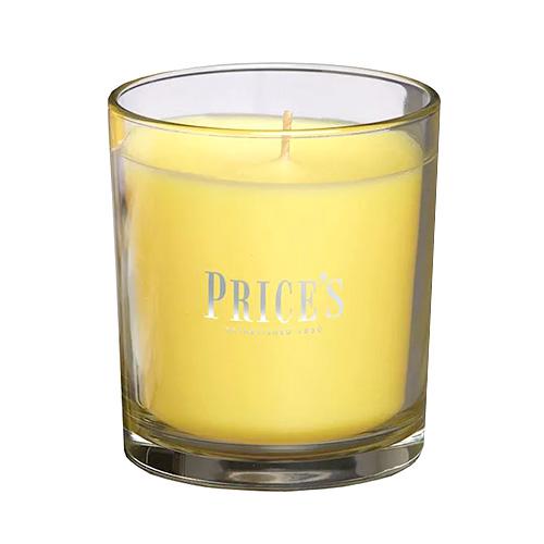 Price's Candles Svíčka ve skleněném válci Price´s Candles Plumérie, 170 g