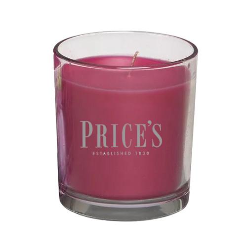 Price's Candles Svíčka ve skleněném válci Price´s Candles Růže, 170 g