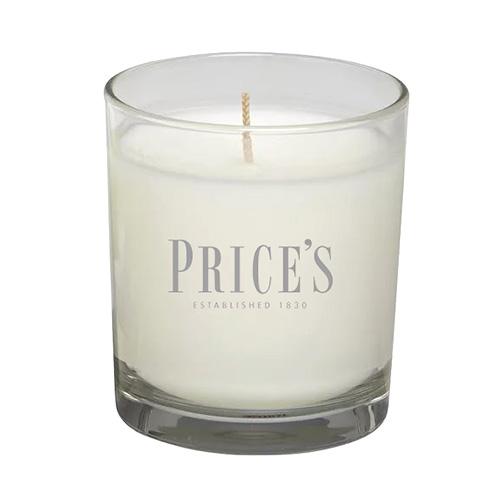 Price's Candles Svíčka ve skleněném válci Price´s Candles Kokos, 170 g