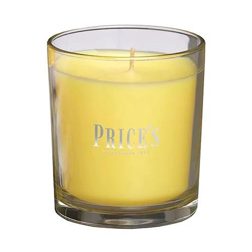 Price's Candles Svíčka ve skleněném válci Price´s Candles Vanilkový košíček, 170 g