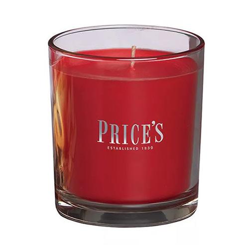 Price's Candles Svíčka ve skleněném válci Price´s Candles Pikantní jablko, 170 g