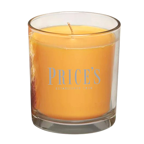 Price's Candles Svíčka ve skleněném válci Price´s Candles Jantar, 170 g