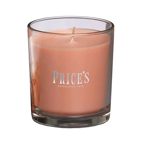 Price's Candles Svíčka ve skleněném válci Price´s Candles Santalové dřevo, 170 g