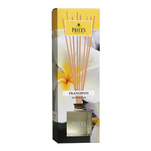 Price's Candles Rákosový difuzér Price´s Candles Plumérie, 100 ml