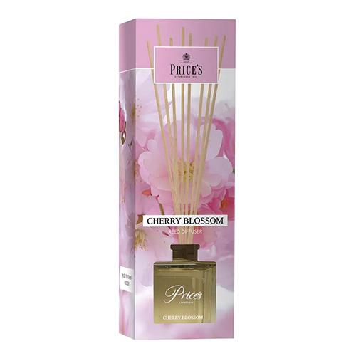 Price's Candles Rákosový difuzér Price´s Candles Třešňový květ, 100 ml