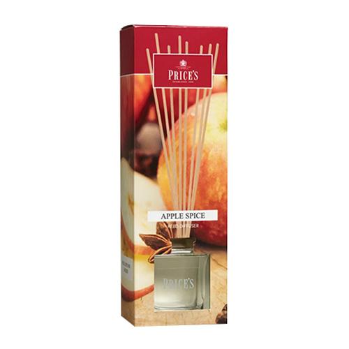 Price's Candles Rákosový difuzér Price´s Candles Pikantní jablko, 100 ml