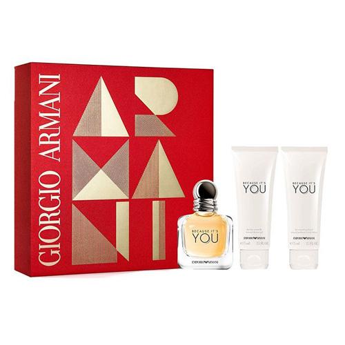 Giorgio Armani Emporio Be It´s You/EDP/50/W/SET