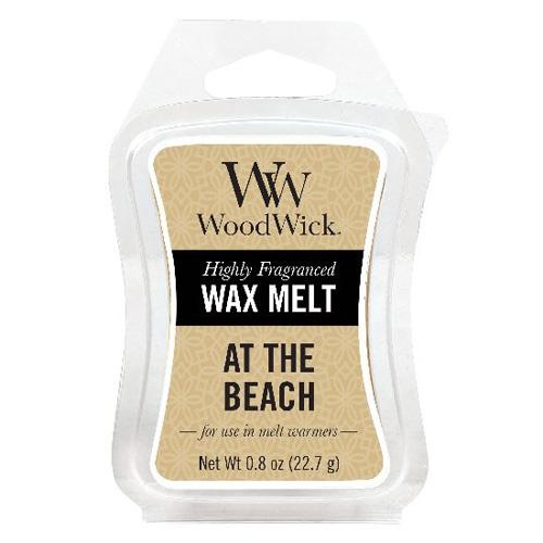 Vonný vosk WoodWick Na pláži, 22.7 g