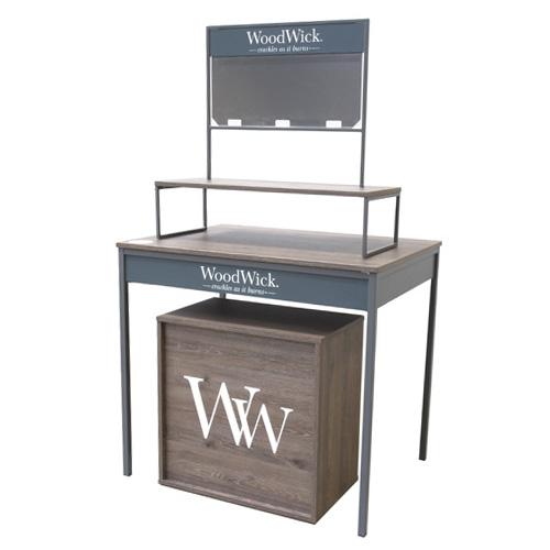 POS | Stojan Display WoodWick DISPLAY WW NESTING TABLE 1603718-1