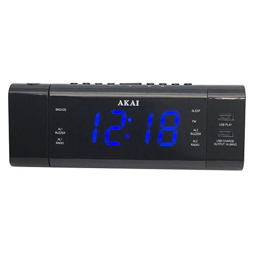 Rádiobudík s projektorem Akai 9204482 | ACR-3888