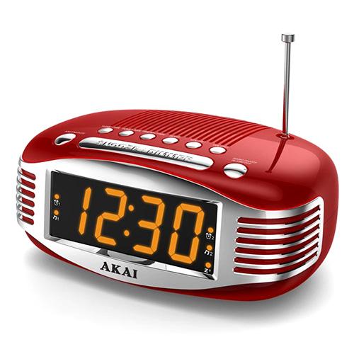 Rádiobudík Akai 9204496 | CE-1500, v retro stylu