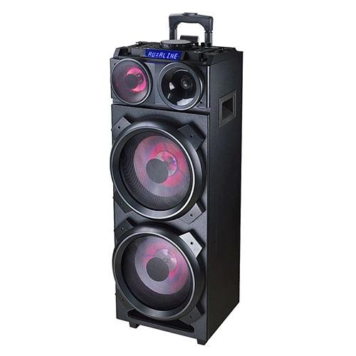 Přenosný reproduktor Akai 9204498 | DJ-3210, černý