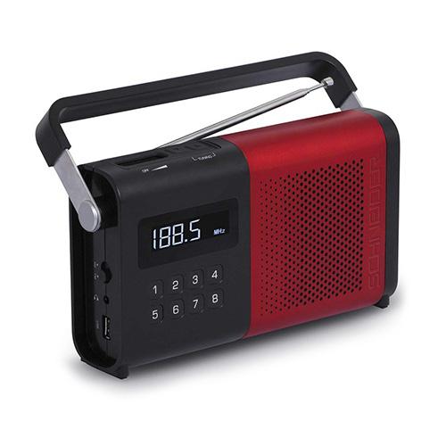 Schneider 9204545 | SC170ACLRED MOVIMO Přen.rádio,PLL tuner