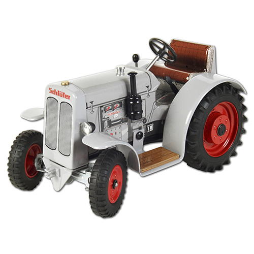 Kovap Traktor Schlüter DS 25, šedivý