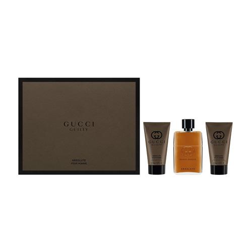 Gucci Guilty Abslt 90ml EDP+ 50ml ASB + 150ml SG