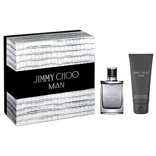 Jimmy Choo Man 50ml EDT + 100ml SG