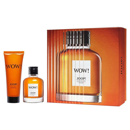 Joop! Joop Wow 60ml EDT+75ml SG Spring Set