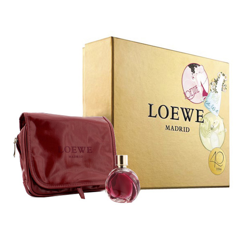 Loewe Quizas QQ 50ml EDT + Pouch