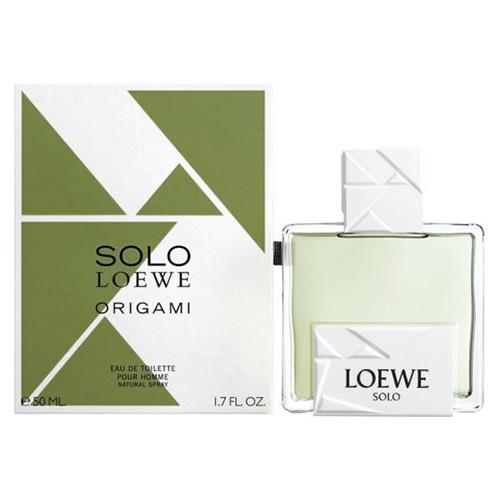 Loewe Solo Origami 50ml EDT