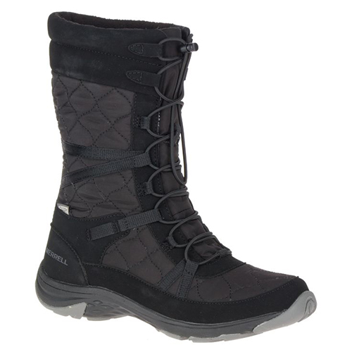 Dámská obuv Merrell Approach Tall | Černá | 37,5