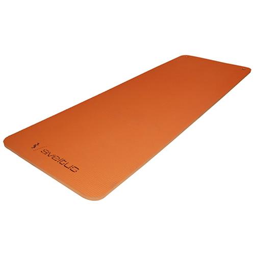 Comfort podložka Sveltus 180x60 cm - oranžová -
