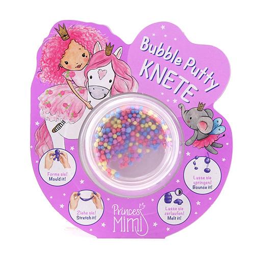 Modelovací hmota Princess Mimi ASST Barevné perličky, transparentní