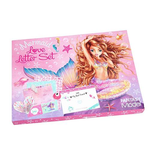Kreativní sada Fantasy Model Mořská panna, milostné dopisy