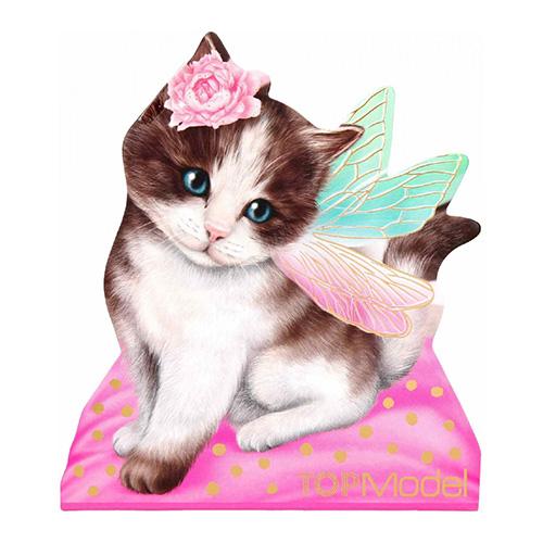 Poznámkový blok Top Model ASST Kočička s křídly