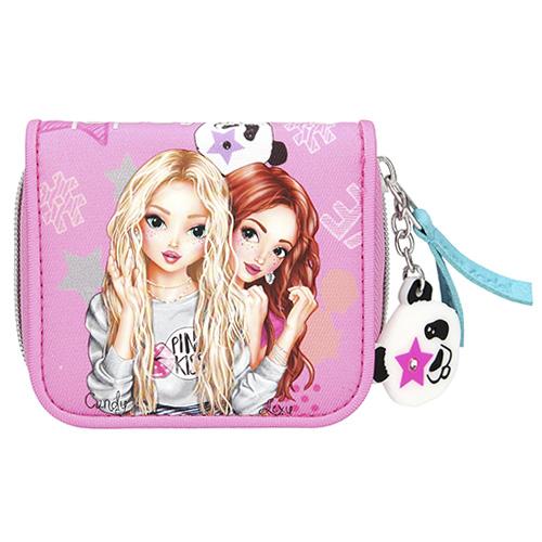 Peněženka Top Model Candy a Lexy, růžová