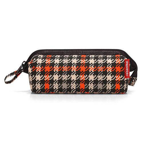 Kosmetická taška Reisenthel Černo-červená s motivem padesátek | travelcosmetic XS