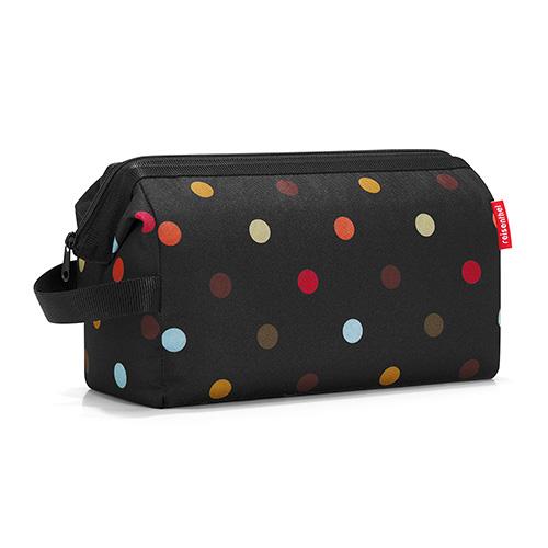 Kosmetická taška Reisenthel Barevné puntíky | travelcosmetic XL