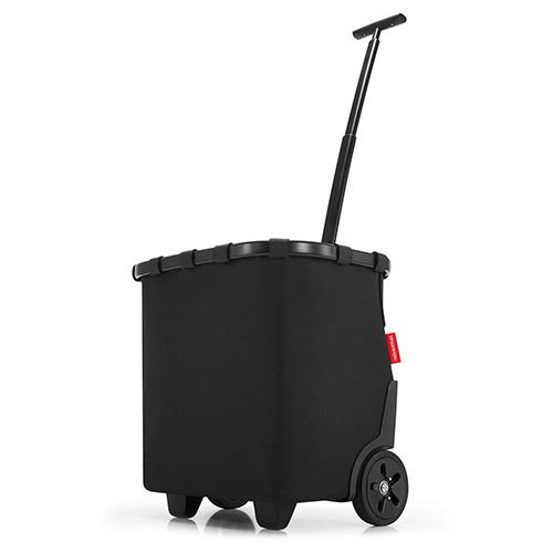 Nákupní vozík Reisenthel Černý   carrycruiser frame