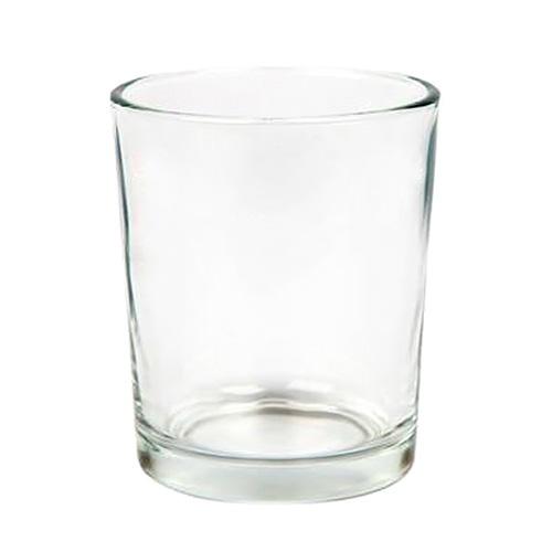 Svícen skleněný Yankee Candle Čirý, výška 7 cm