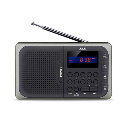 Rádio Akai APR-210, PLL digitální přijímač FM