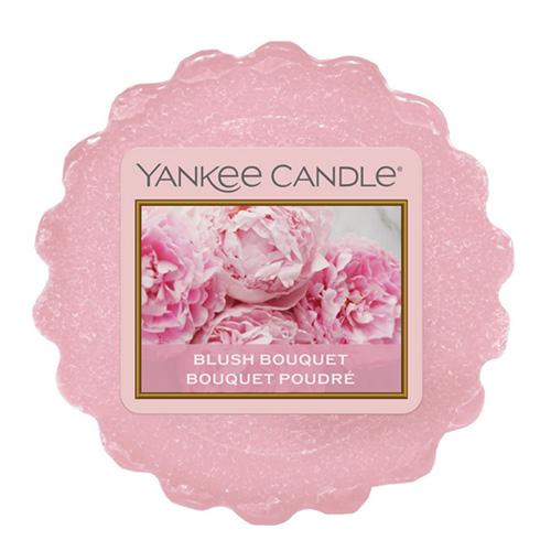 Vonný vosk Yankee Candle Růžová kytice, 22 g
