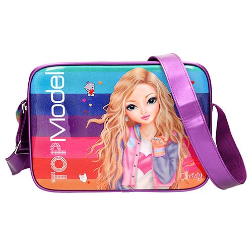 Taška přes rameno Top Model Christy, fialová
