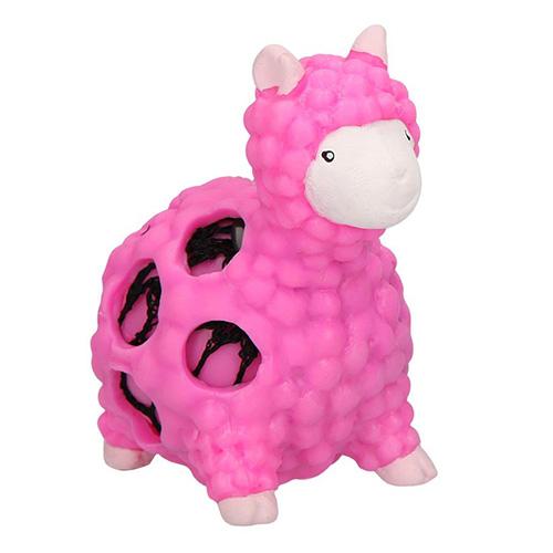 Mačkací figurka Top Model ASST Růžová lama