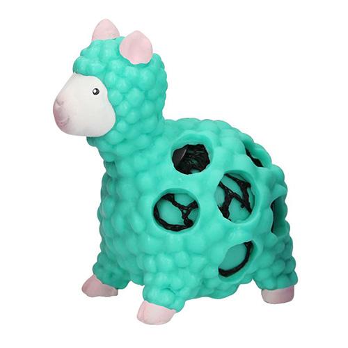 Mačkací figurka Top Model ASST Zelená lama