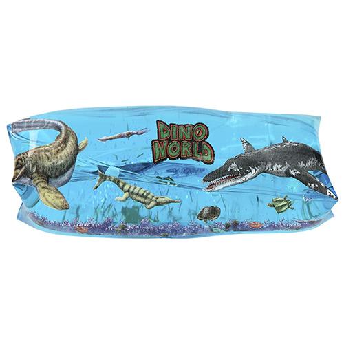 Vodní had Dino World ASST Modrý